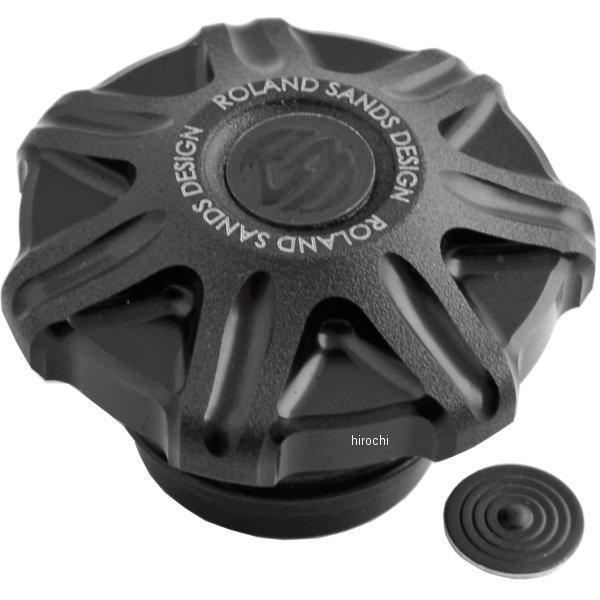 【USA在庫あり】 ローランドサンズデザイン RSD ガスキャップ テック 黒つや消し RD3470 JP