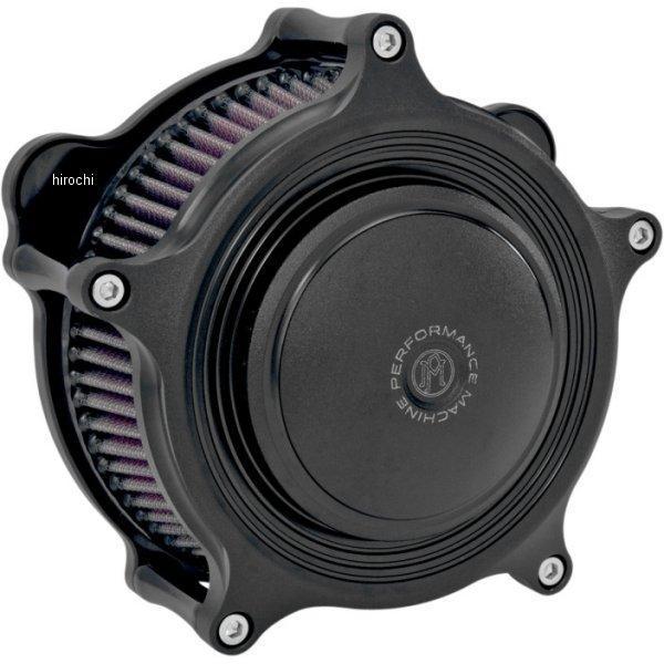 【USA在庫あり】 パフォーマンスマシン エアクリーナー MERC 91年以降 XL 黒つや消し PM5072 JP店