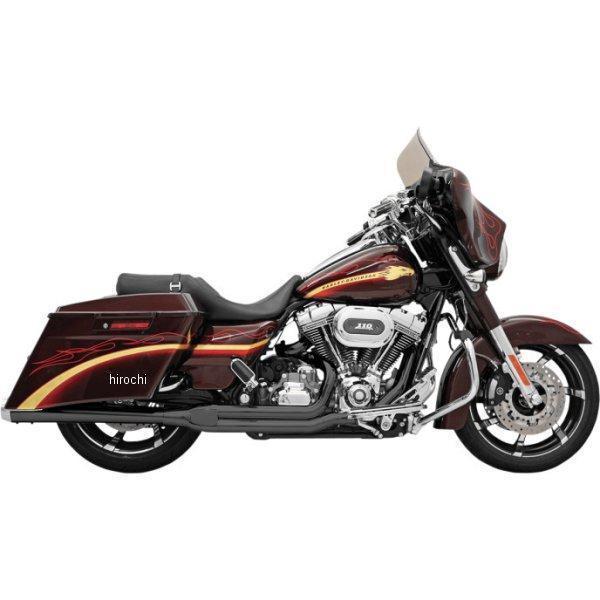 【USA在庫あり】 バッサニ Bassani フルエキゾースト Road Rage 10年-16年 FLH ロング 黒 1800-1238 JP店
