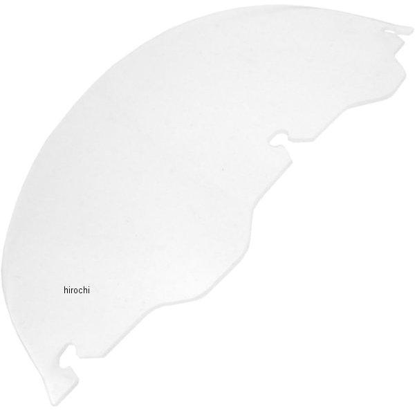 【USA在庫あり】 メンフィスシェード Memphis Shades シールド ハーレー純正交換用 7インチ高 96年-13年 FLH クリア 2310-0255 JP店