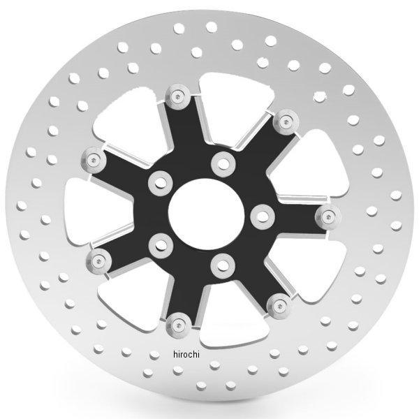 アレンネス Arlen Ness ブレーキ ディスクローター ベベル 11.5インチ XL、ソフテイル等 黒 02-769 JP店