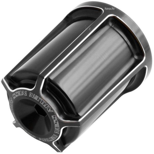【USA在庫あり】 アレンネス Arlen Ness オイルフィルターユニット ハーレー全般 ベベル 黒 03-463 JP店