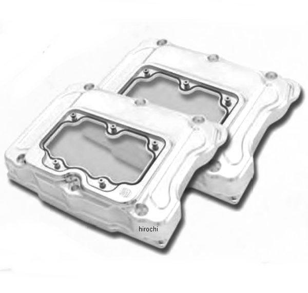 【USA在庫あり】 ローランドサンズデザイン RSD ロッカーボックスカバー Clarity 99年-17年 Twin Cam クローム 0177-2034-CH JP店