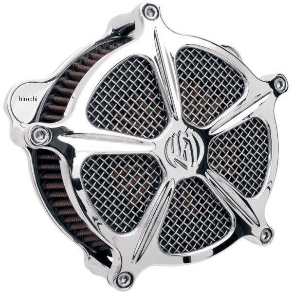 ローランドサンズデザイン RSD エアクリーナー ベンチュリ Speed5 91年以降 XL クローム 0206-2002-CH JP店