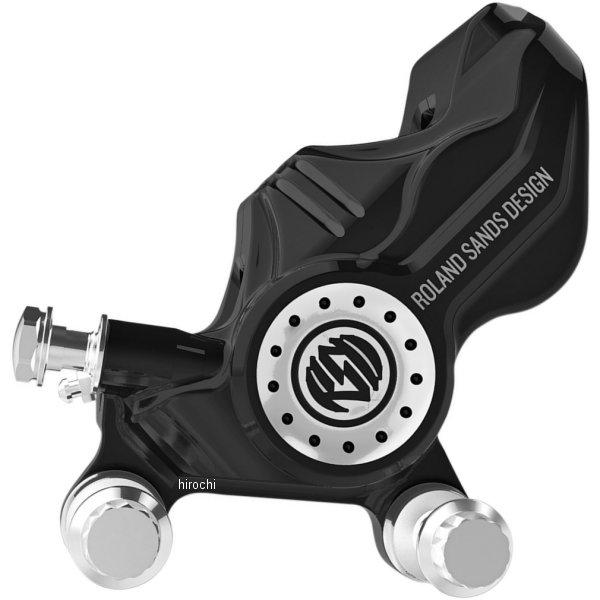 【USA在庫あり】 ローランドサンズデザイン RSD リア ブレーキキャリパー 11.5インチ ローター用 4ピストン 02年-07年 ツーリング クローム 1701-0578 JP