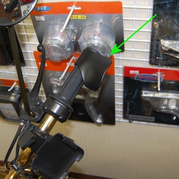 KRI-A100 스로틀 어시스트 스로틀 로커 811516 검정