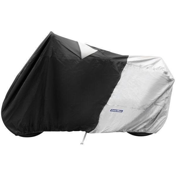 【USA在庫あり】 10-7541 カバーマックス(COVERMAX) デラックス モーターサイクル カバー スポーツバイク アップマフラー Lサイズ 107541 JP
