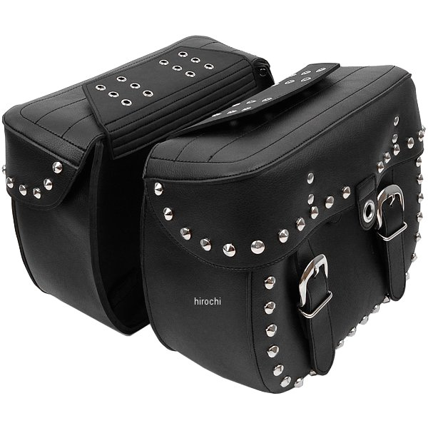 【メーカー在庫あり】 MFA-9 タナックス TANAX アメリカンサイドバッグ・4 ブラック 4510819102681 JP店