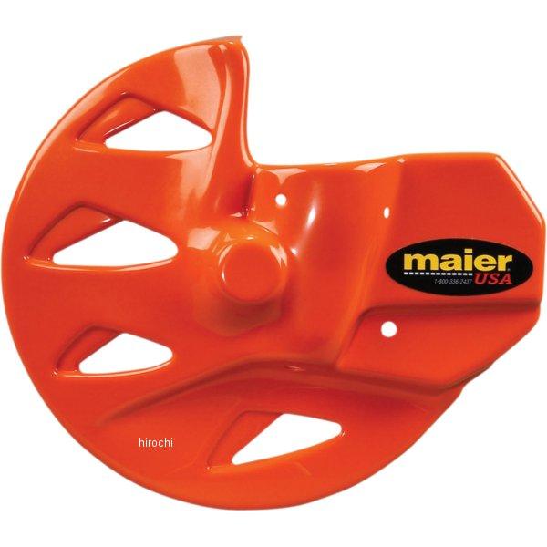 【USA在庫あり】 メイヤー maier フォーク/ディスクガード 00年-13年 KTM オレンジ 0521-0126 JP店