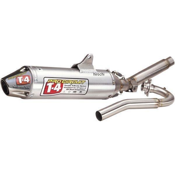 【USA在庫あり】 プロサーキット Pro Circuit フルエキゾースト T-4 GP 11年-12年 KTM450SX-F ステンレス 1820-1245 JP