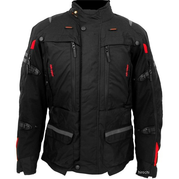【メーカー在庫あり】 JK-574 コミネ KOMINE フルイヤーツーリングジャケット ラーマ II 黒 XLサイズ 4560163759482 JP店