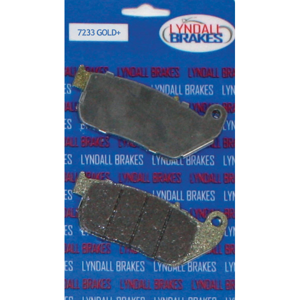 【USA在庫あり】 リンダル Lyndall Racing Brakes ブレーキパッド フロント 04年-13年 XL 42831-04A セミメタル 1720-0059 JP