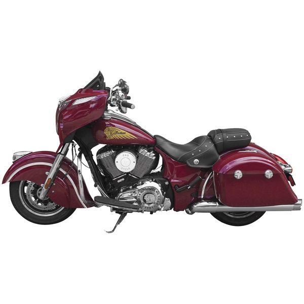 【USA在庫あり】 S&Sサイクル S&S Cycle エアクリーナー カバー 14年-15年 インディアン チーフ スクリプト クローム 496310 JP