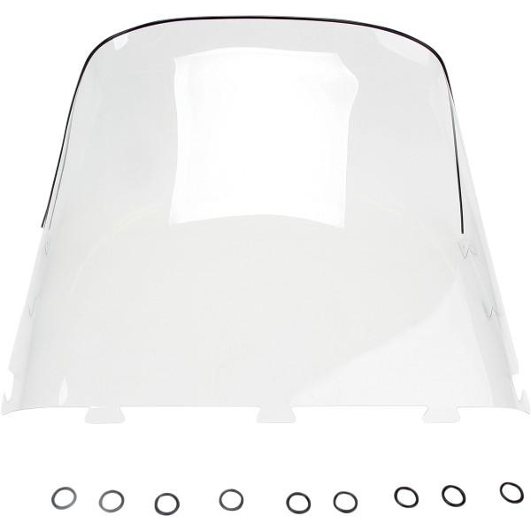 【USA在庫あり】 キンペックス Kimpex ウインドシールド 18インチ(457mm) Ski-Doo クリア 06-449-03 JP店