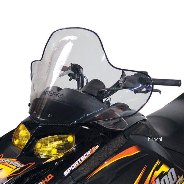 【USA在庫あり】 パワーマッド PowerMadd ウインドシールド コブラ 14.5インチ(368mm) Ski-Doo Tint色 10304010 JP店