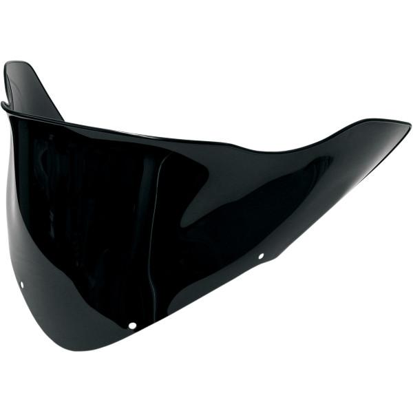 【USA在庫あり】 スノースタッフ Sno Stuff ウインドシールド 14インチ(356mm) Arctic Cat 黒 2318-0026 JP店
