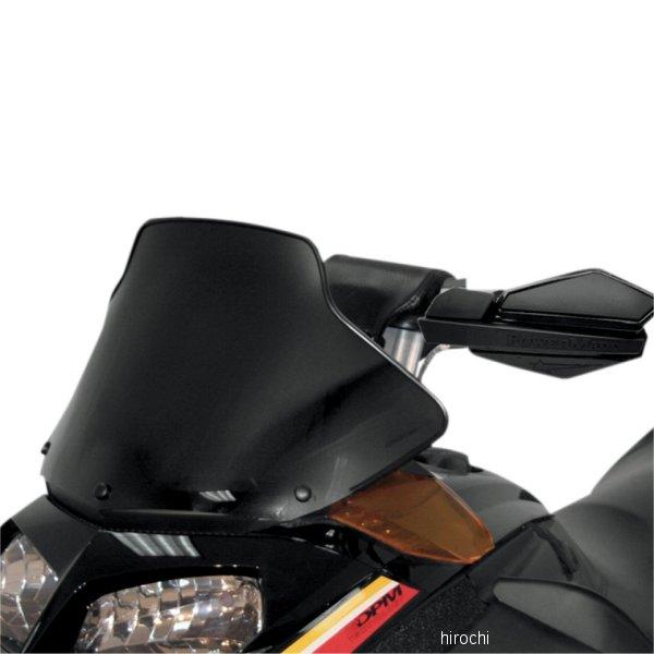 【USA在庫あり】 パワーマッド PowerMadd ウインドシールド コブラ 11インチ(279mm) Ski-Doo 黒 2318-0043 JP店