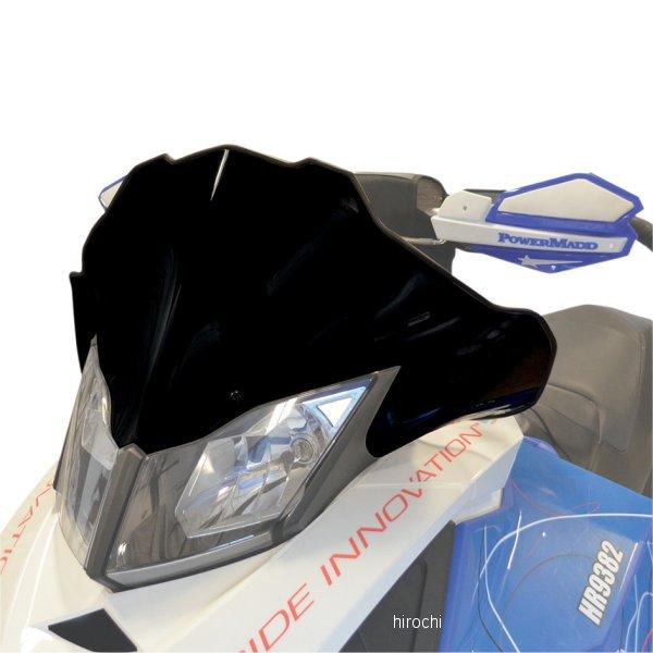 【USA在庫あり】 パワーマッド PowerMadd ウインドシールド コブラ 12インチ(305mm) Ski-Doo 黒 2318-0128 JP店