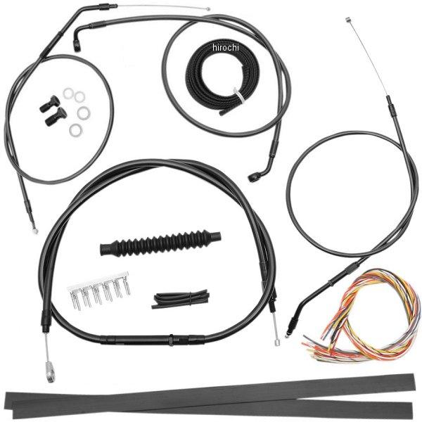 【USA在庫あり】 LAチョッパーズ LAチョッパーズ LA 07年-13年 XL Choppers ケーブル コンプリート キット 黒/黒 カフェスタイル 07年-13年 XL 0610-1532 JP, F. A. Greetings:6a032e68 --- sunward.msk.ru