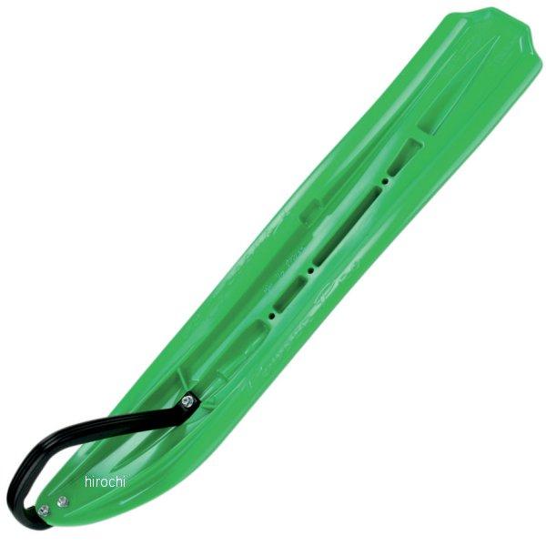【USA在庫あり】 ストレートライン Straightline Performance パウダー プロ スキー 緑 (1個売り) 35-344 JP店