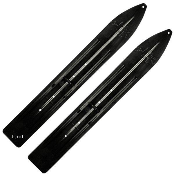 【USA在庫あり】 Slydog Skis トレイル スキー 黒 (左右ペア) 4602-0080 JP店