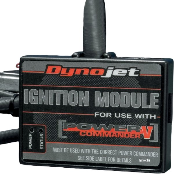 【USA在庫あり】 ダイノジェット Dynojet パワーコマンダーV用 イグニッションモジュール 04年-05年 ニンジャ ZX-10R 1020-2093 JP店