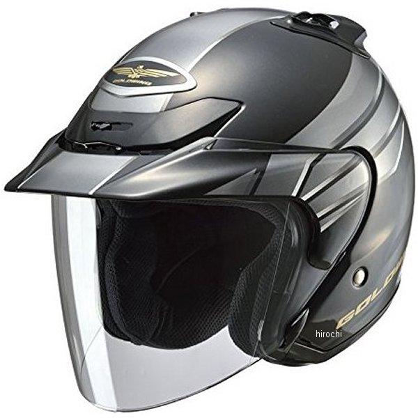 ホンダ純正 ヘルメット Honda GW-1 ブラックメタリック Mサイズ (57cm) 0SHGS-GW1A-K JP店