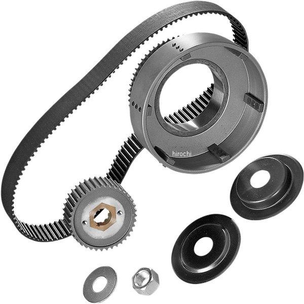 【メーカー在庫あり】 ベルトドライブ Belt Drives 8mm 1.5インチ ベルトドライブ 36年-54年 キック/テーパーシャフト 62-39TK-1 JP店