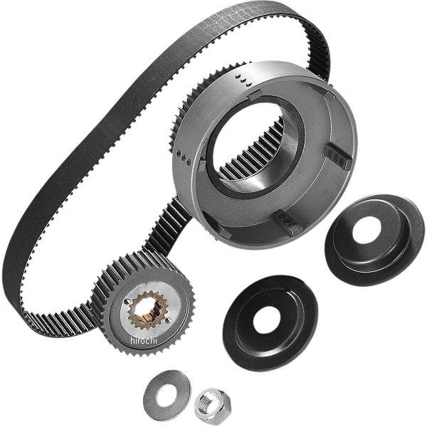 【USA在庫あり】 ベルトドライブ Belt Drives 1.5インチ ベルトドライブ 8mmピッチ キックスターター 55年-64年 BigTwin 438830 JP
