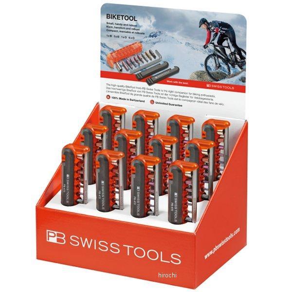 PBスイスツールズ PB Swiss Tools バイクツールディスプレイセット レッド 470POS-PB JP店