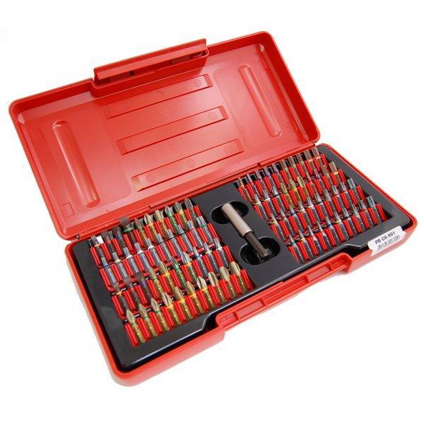 PBスイスツールズ PB Swiss Tools ドライバー ビットセット (ケース入り) C6-991-PB JP店