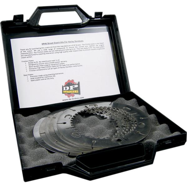 【USA在庫あり】 DPブレーキ DP Brakes フリクションプレート キット スチール 71年-84年 XL (8個入り) 1131-0293 JP店