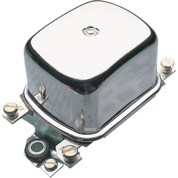 【メーカー在庫あり】 アクセル ACCEL レギュレーター 12V 65年-77年 XL クローム 201107C JP