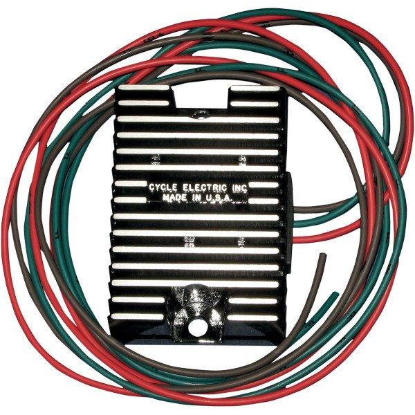 【USA在庫あり】 サイクルエレクトリック Cycle Electric レギュレーター 10A 77年-81年 XL 74504-78 2112-0839 JP店