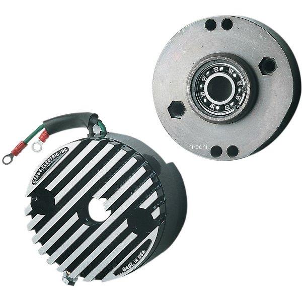 【USA在庫あり】 サイクルエレクトリック Cycle Electric ジェネレーター マウント レギュレータ 12V 黒 DS-325483 JP