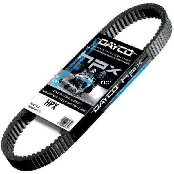 【USA在庫あり】 ダイコ Dayco Products ベルトドライブ HPX 1.391インチ(35mm) x 44.250インチ(1124mm) 1142-0353 JP店
