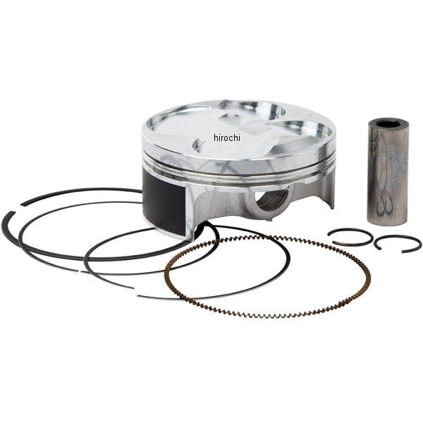 【USA在庫あり】 バーテックス Vertex 鋳造ピストンキット 08年-09年 KX250F 76.96mm 13.9:1 ハイコンプ 0910-1810 JP店