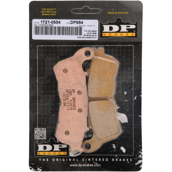 EBC Brakes FA296HH Disc Brake Pad Set tr-610296