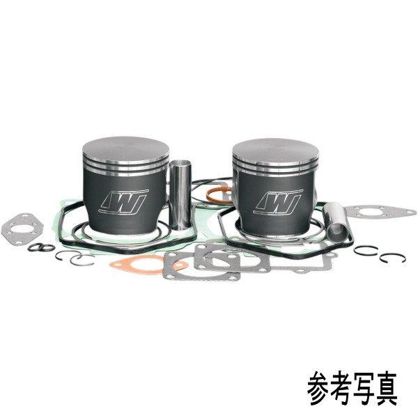 【USA在庫あり】 ワイセコ Wiseco ピストン&ガスケットセット ポラリス 1.00mm 0903-0599 JP店