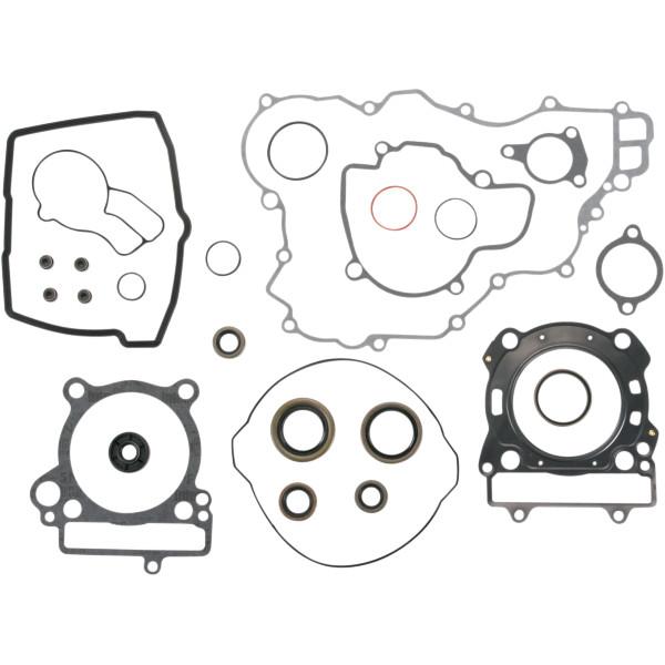 【USA在庫あり】 ムースレーシング MOOSE RACING コンプリート ガスケット オイルシール付き 05年-13年 KTM 250 0934-1010 JP店