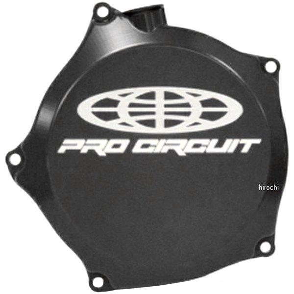 【USA在庫あり】 プロサーキット Pro Circuit クラッチカバー 09年以降 KX250F 黒 0940-0820 JP店