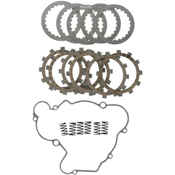 【USA在庫あり】 ムースレーシング MOOSE RACING コンプリート クラッチキット 96年-17年 KTM 65 SX 1131-1860 JP店