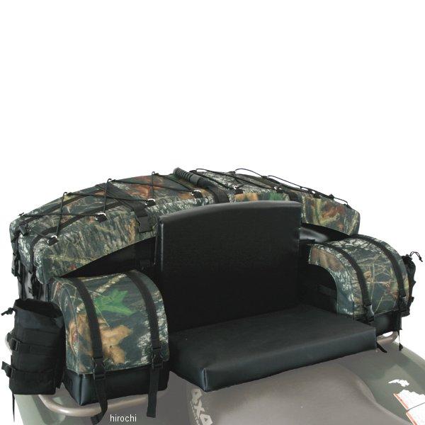 【USA在庫あり】 ASEMOB ATV-TEK カーゴ バック ドリンクホルダー付き パッド付き ジッパー 全開 耐候性 ポリエステル 迷彩柄 3505-0149 JP