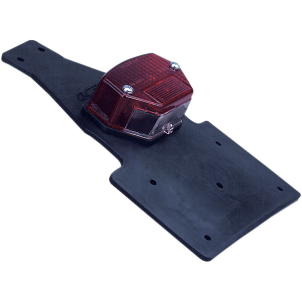 【USA在庫あり】 ユーフォープラスト UFO PLAST テールライト 汎用 ウインカー無し フェンダー 12-212-10 JP