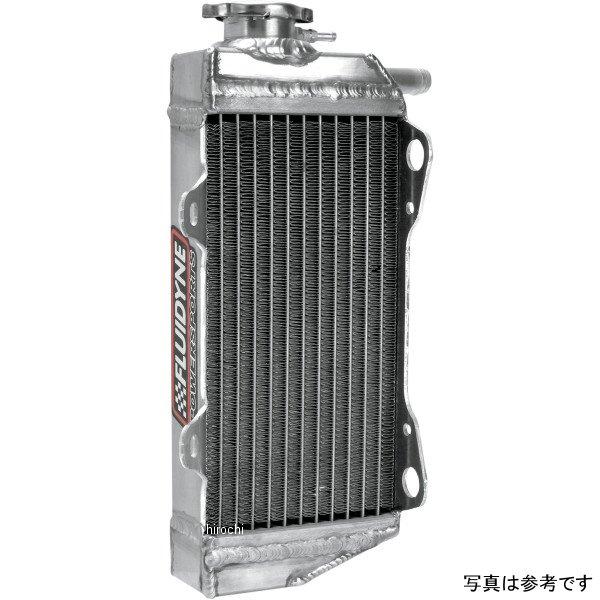 【USA在庫あり】 Fluidyne Powersports ラジエーター (右側) 08年 RM-Z450 アルミ 1901-0238 JP店