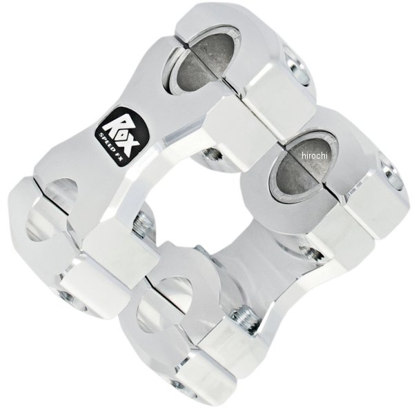 【USA在庫あり】 ロックス スピード FX(Rox Speed FX) ライザー 2.5インチ高 T型ステム ピボット 0602-0646 JP