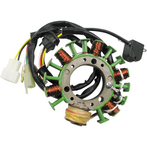 【USA在庫あり】 Rick's Motorsport Electrics オルタネーター ステータ 90年-92年 DR350、DR250 2112-1022 JP店