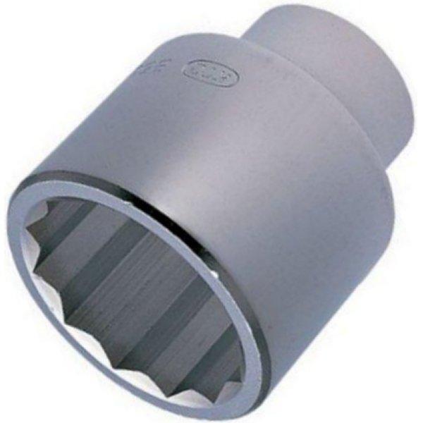 【メーカー在庫あり】 KTC 京都機械工具 25.4sq ソケット(12角) 55mm B50-55-KC JP店