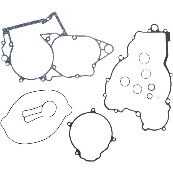 【USA在庫あり】 コメティック COMETIC ボトムエンド ガスケット セット 04年-06年 KTM 250 EXC 405739 JP店