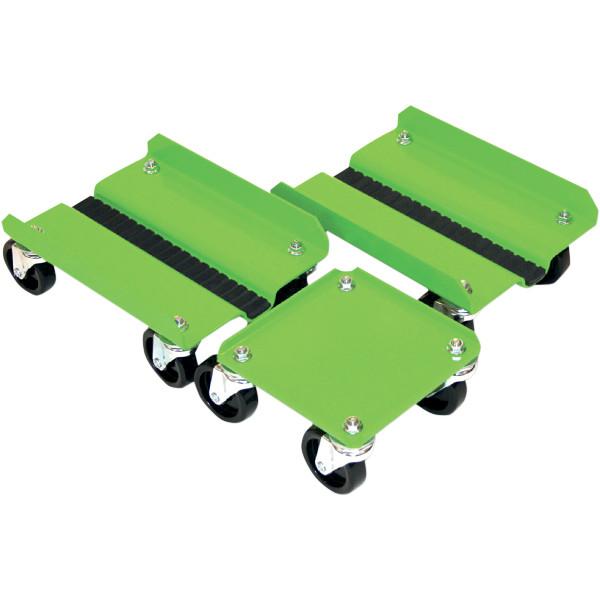【USA在庫あり】 スーパーキャディー Super Caddy プロ キャディー グリーン 3個 4120-0022 JP